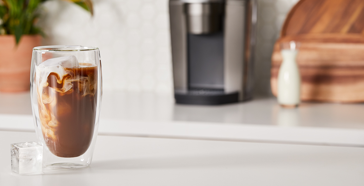How To Make Iced Coffee With Your Keurig Coffee Maker Keurig The Brewsfeed
